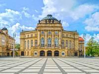 Sanitäranlagen von Geberit im Opernhaus Chemnitz