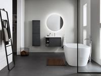 Duravit: Komplettbadserie D-Neo in klaren und geometrischen Formen